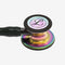 Stetoskop Littmann Cardiology IV Special Edition Black / High Polish Rainbow-Finish / Smoke Stem