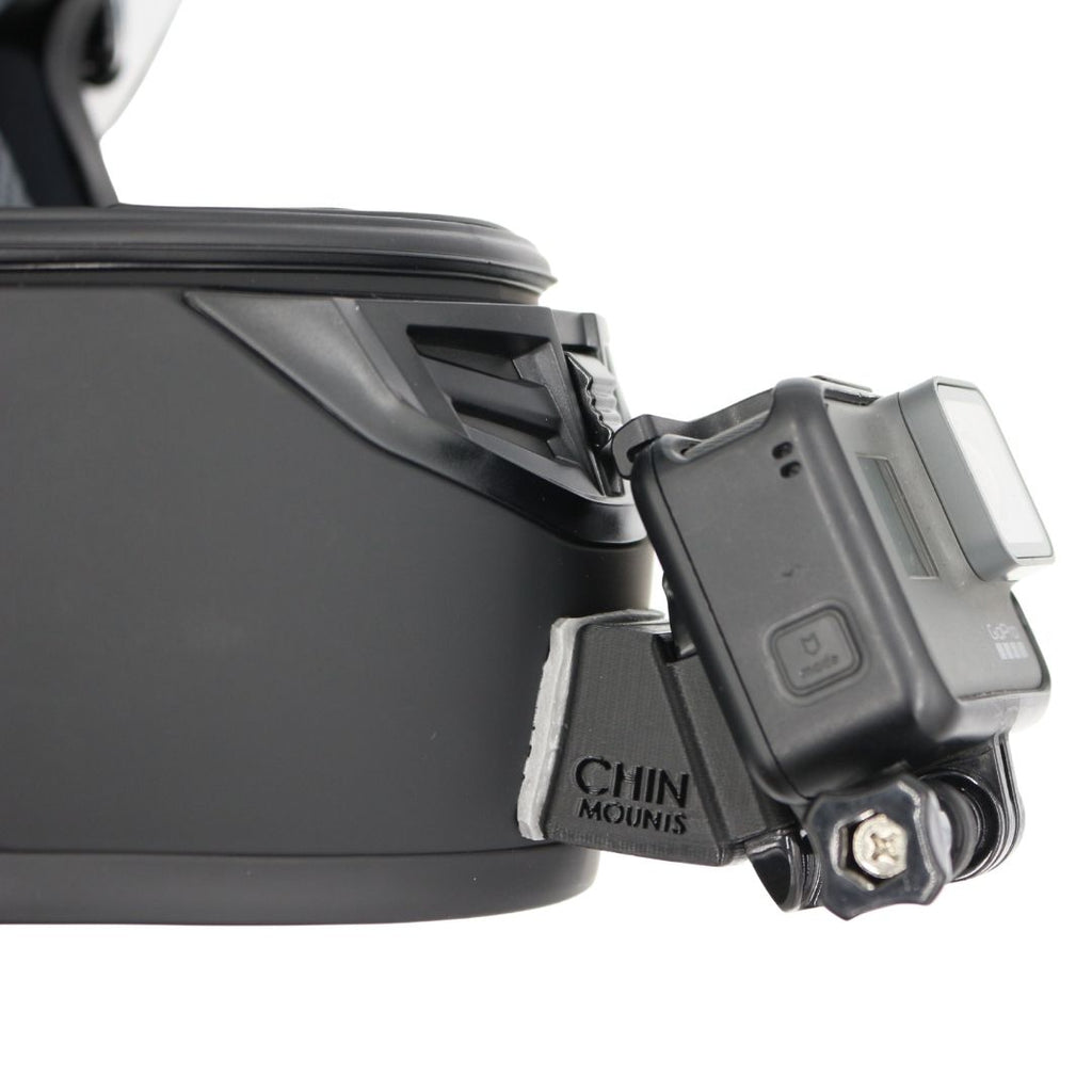 How to Mount a GoPro to an HJC CS-15
