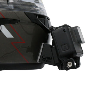 Scorpion Exo R320 Chin Mount, Scorpion Exo R320 mount, SScorpion Exo R320 Camera Mount, Scorpion Exo R320 GoPro Chin Mount, Scorpion Exo R320 helmet mount, Scorpion Exo R320 Action Camera Chin Mount