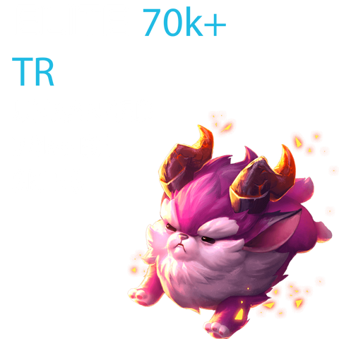 TR Elite 70k+BE