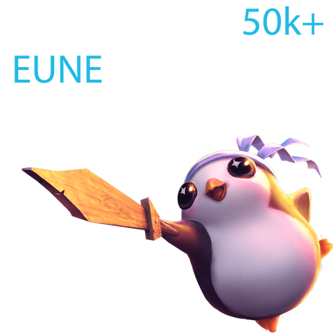 Buy EUNE LoL Unranked Account