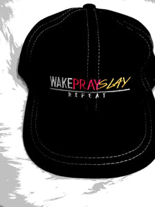 Wake. Pray. Slay. Hat