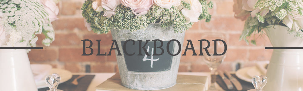 blackboard chalkboard wedding decorations uk for sale