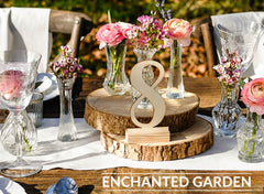 enchanted garden wedding decorations for sale