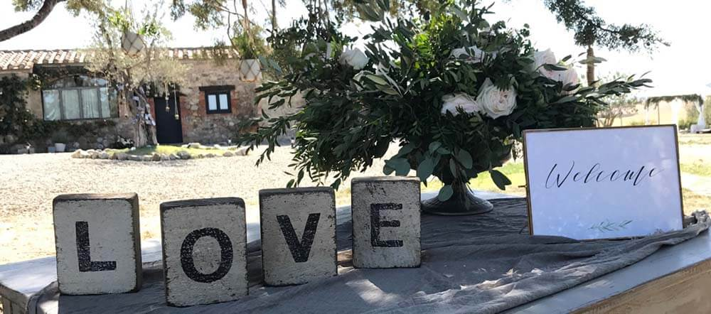 Rustic glamour wedding decorations shop online The wedding of my Dreams