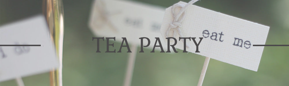 tea party wedding decorations uk for sale