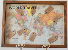 travel themed wedding decorations for sale