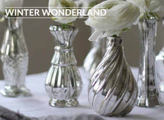 winter wonderland wedding decorations for sale