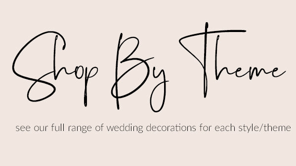 shop by wedding theme