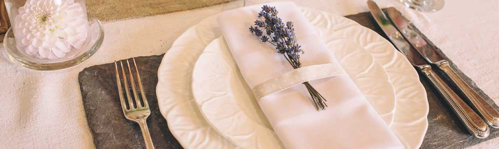 wedding napkin decorations
