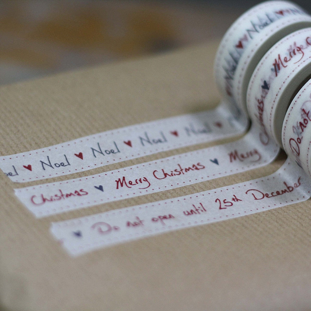 Decorative Christmas Tape