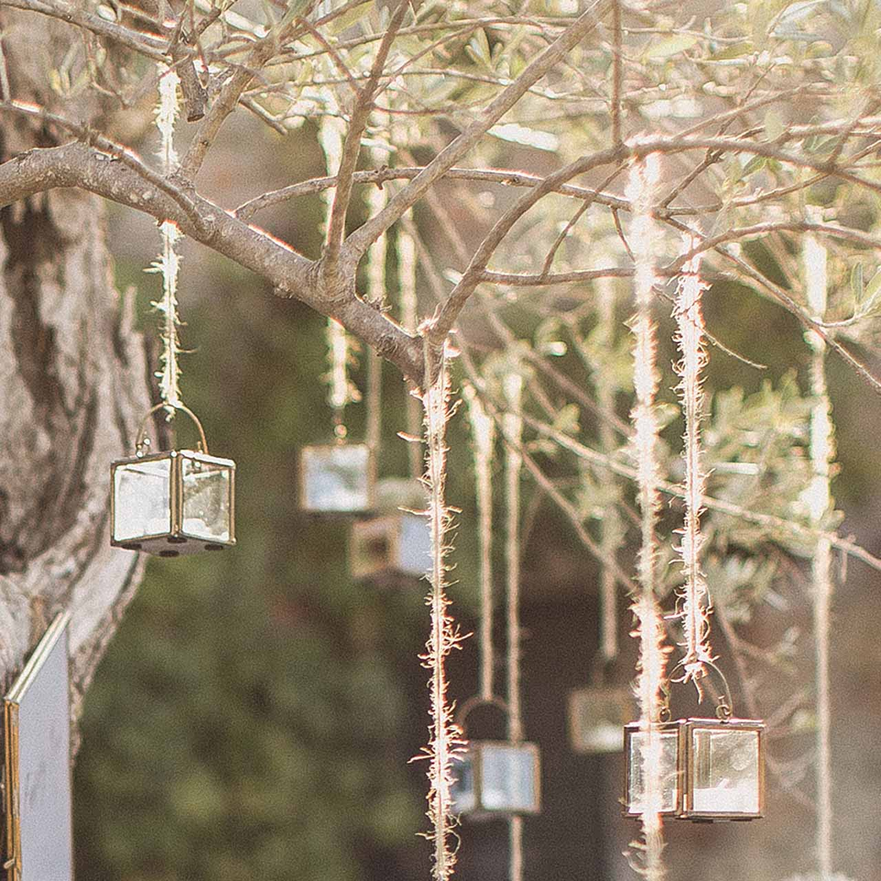 Brass Hanging Tea Light Holder The Wedding Of My Dreams