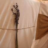 lavender wedding chair backs dried lavender wedding decorations