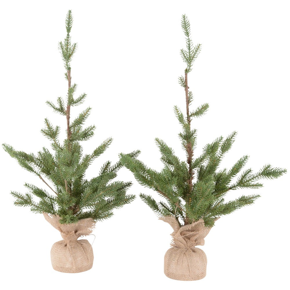 Pine Tree -  Christmas Trees For Desk / Dining Table (35 - 50cm)