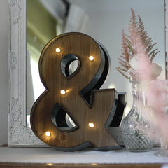 Carnival Light Up Letters &