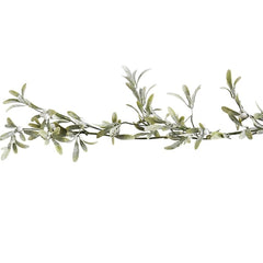 Mistletoe Christmas Garland