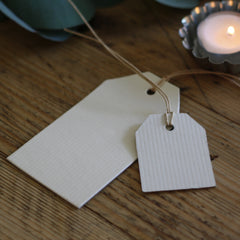 cream luggage tags wedding place settings available from The Wedding of my Dreams