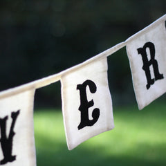 Forever Bunting for wedding engagement photos avaiable from @theweddingomd (2)