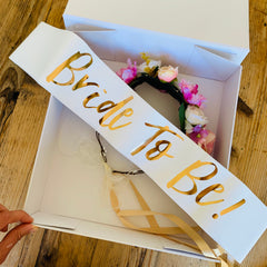 Virtual Hen Party Gift Box - Sent Directly To The Hen