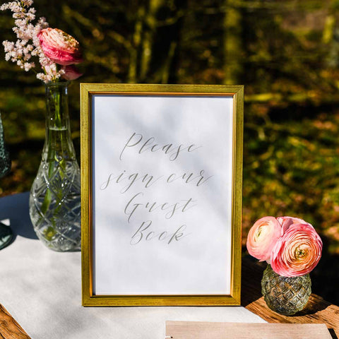 Sign Our Guest Book - Digital Download / Printable