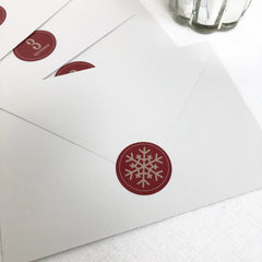 Advent Calendar Envelope Set - Fill Your Own