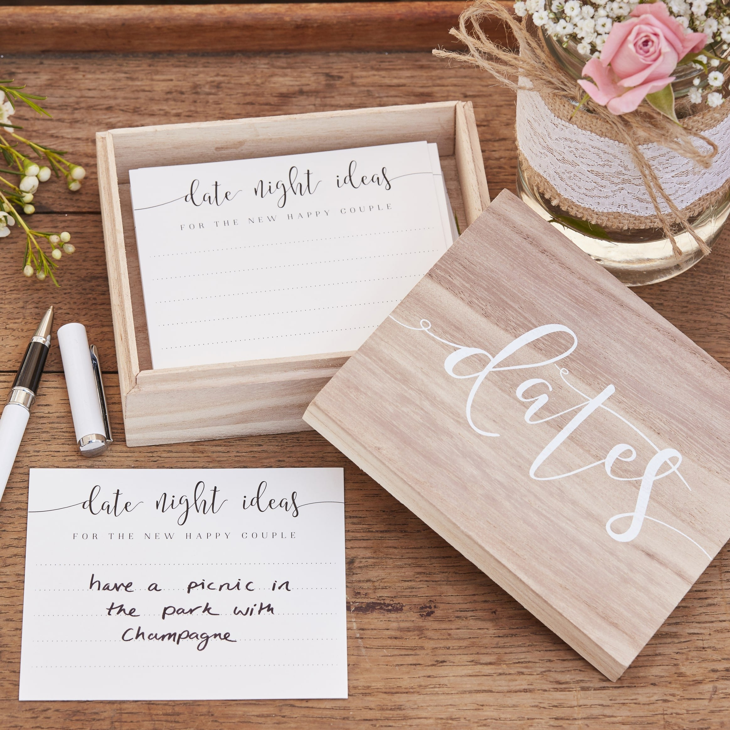 Alternative Wedding Guest Book Ideas: Date Night Ideas Alternative Wedding Guest Book