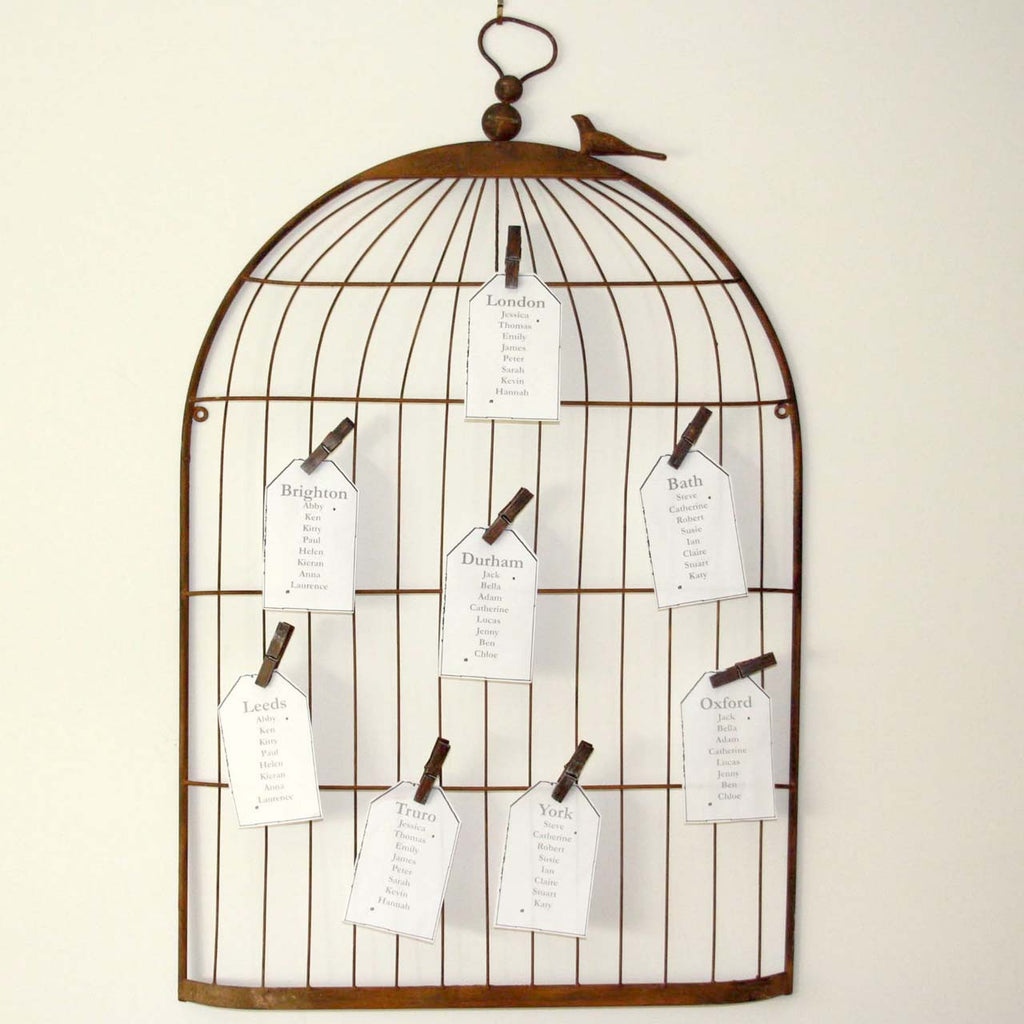Fabulous Bird Decorations for Weddings Pictures Inspirations – Dievoon