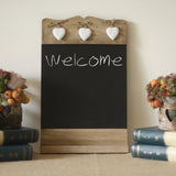 blackboard wedding sign
