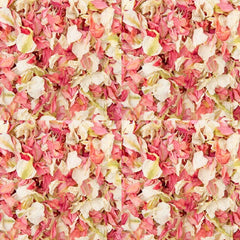 blush pink wedding confetti petals  biodegradable