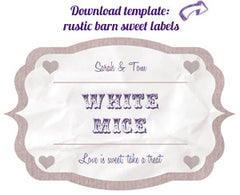 candy buffet labels you can personalise FREE PRINTABLES by @theweddingomd