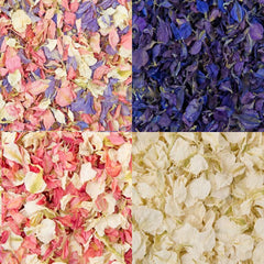 biodegradable petal confetti