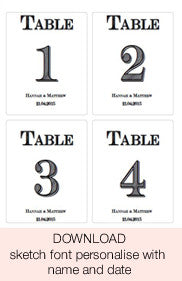 wedding table numbers template for wine bottles free printable