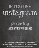 if you use instagram please use hashtag FREE PRINTABLE from @theweddingomd