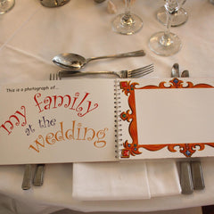 wedding activity books for young children