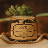 natural twine for weddings