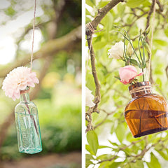 natural twine for hanging wedding decorations