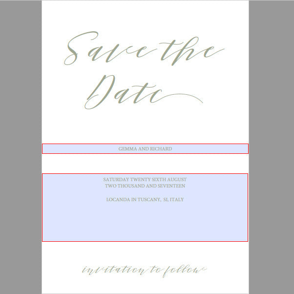 photograph about Save the Date Printable titled Calligraphy Help save The Day - Electronic Obtain / Printable