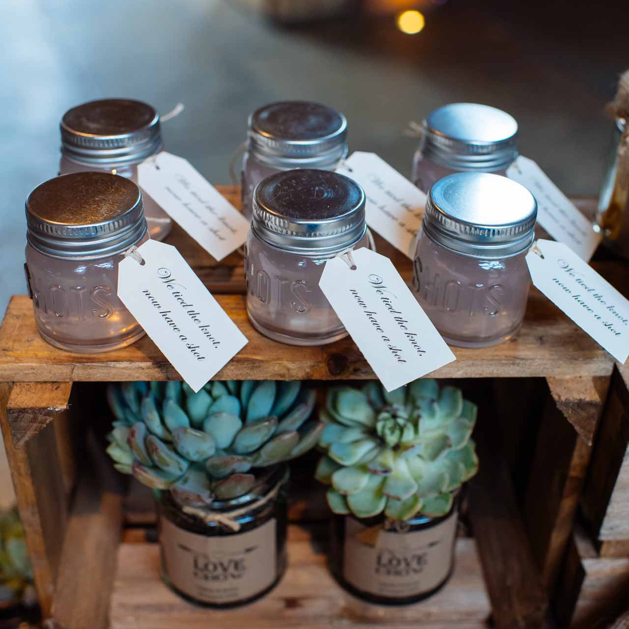 Shot Glass Wedding Favours For Sale The Wedding Of My Dreams