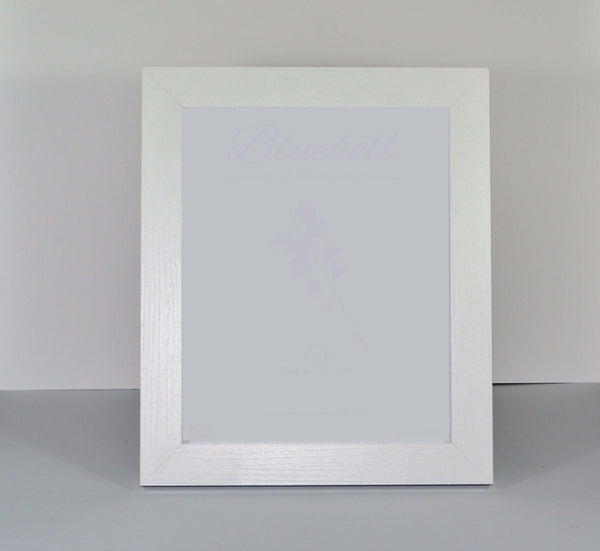 Whitewashed Wooden Photo Frame (Two Sizes)