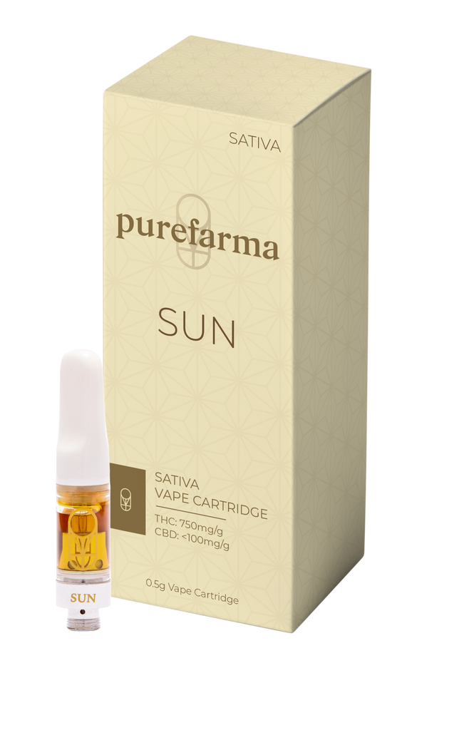 Sativa Sun (0.5g) By Purefarma