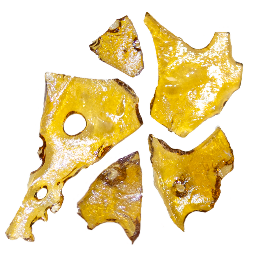 Indica Shatter By Rad