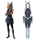 Star Wars: The Clone Wars The Mandalorian Ahsoka Tano Cosplay Costume