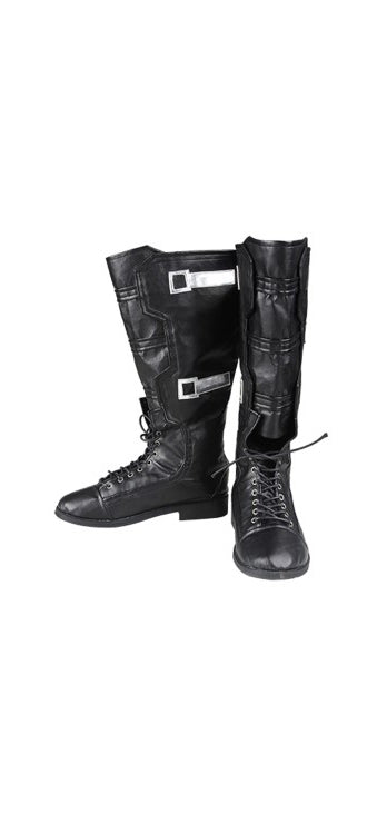 Marvel The Avengers Hawkeye Clinton Francis Barton Cosplay Boots