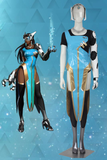 Game Overwatch OW Symmetra Satya Vaswani Cosplay Costume