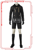 [In Stock]NieR: Automata 9S YoRHa No.9 Type S Cosplay Costume