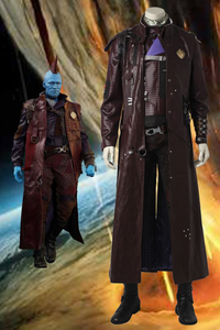 Guardians Of The Galaxy Vol Yondu Cosplay Costume With Boots