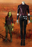 Guardians Of The Galaxy 2 Gamora Costume Cosplay