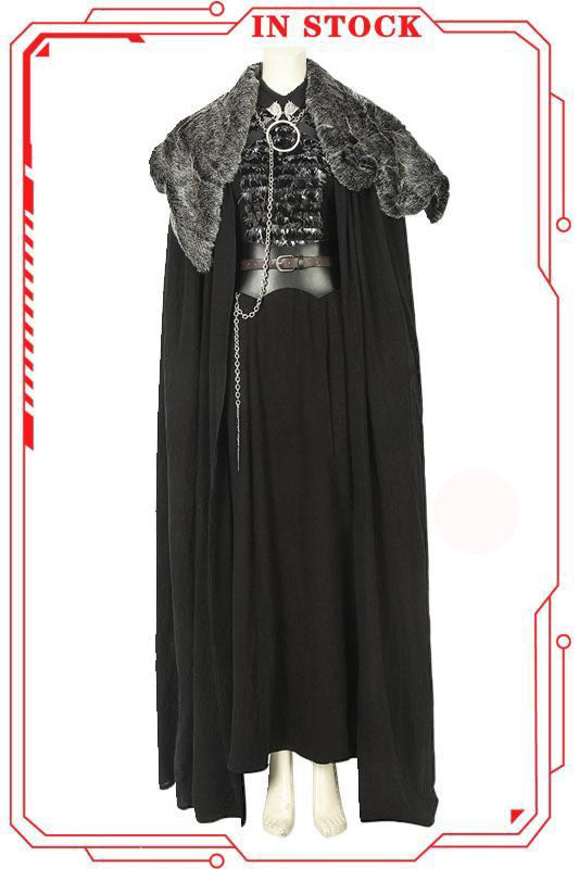 Game Of Thrones Season 8 Sansa Stark Cosplay Costume
