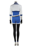 Pokemon Go Blue Team Trainer Uniform Cosplay Costume For Women With Hat