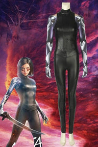 New Alita: Battle Angel Alita Gunnm Cosplay Costume